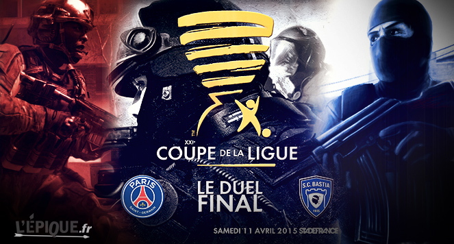 Football psg bastia counter strike partenaire - Finale coupe de france football 2015 ...